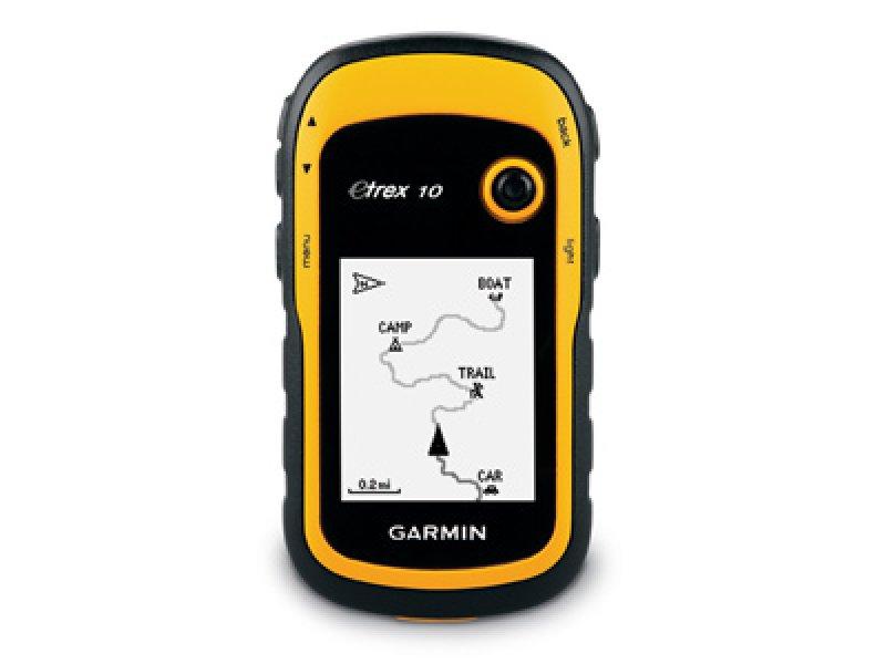 Garmin eTrex 10 Φορητό GPS πλοήγησης χειρός.