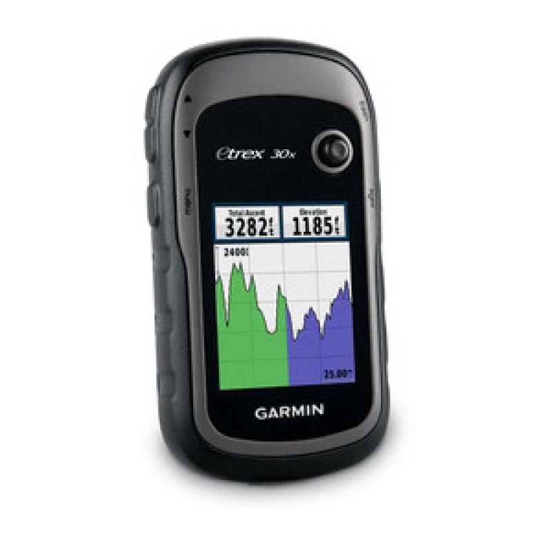 Garmin eTrex 30x Φορητό GPS πλοήγησης χειρός.