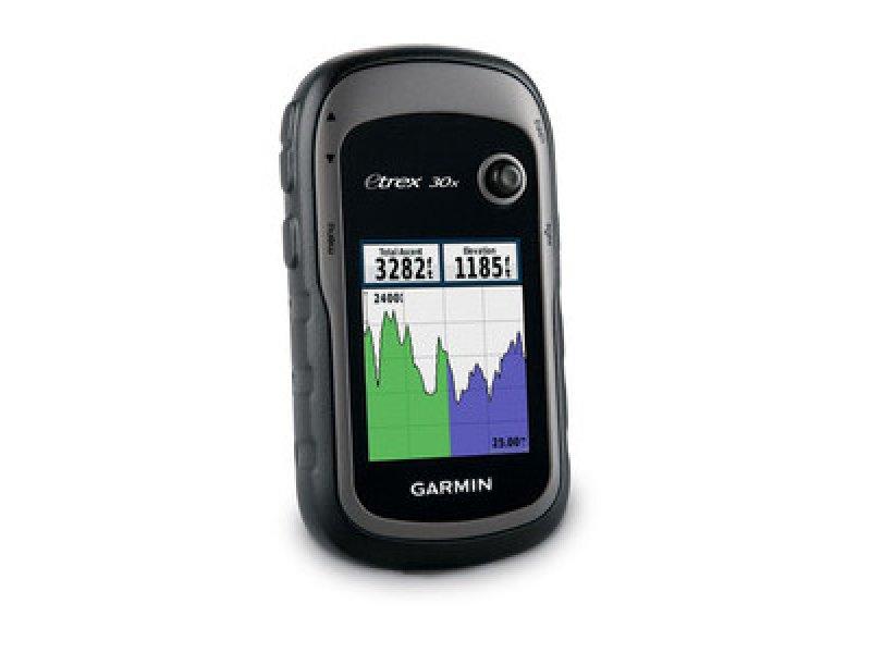 Garmin eTrex 30x Φορητό GPS πλοήγησης χειρός με προφορτωμένο Topo Drive Hellas.