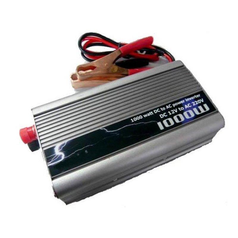 Inverter TBE 1000Watt Τροποποιημένου Ημιτόνου 12V