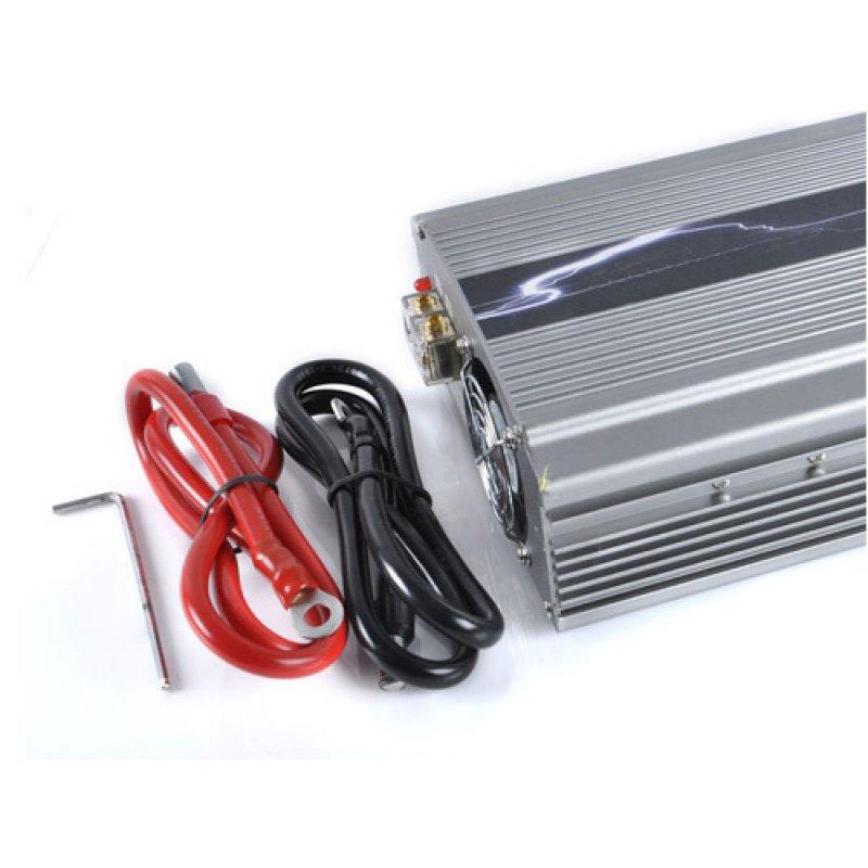 Inverter TBE 3000Watt Τροποποιημένου Ημιτόνου 12V!