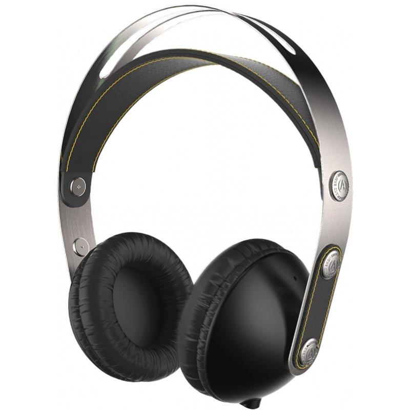 Ακουστικά κεφαλής με μεταλλική στέκα