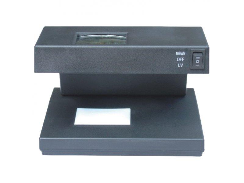 Ανιχνευτής πλαστών χαρτονομισμάτων , ταυτοτήτων -διαβατηρίων και υδατογραφημένων εγγράφων με 4 μεθόδους