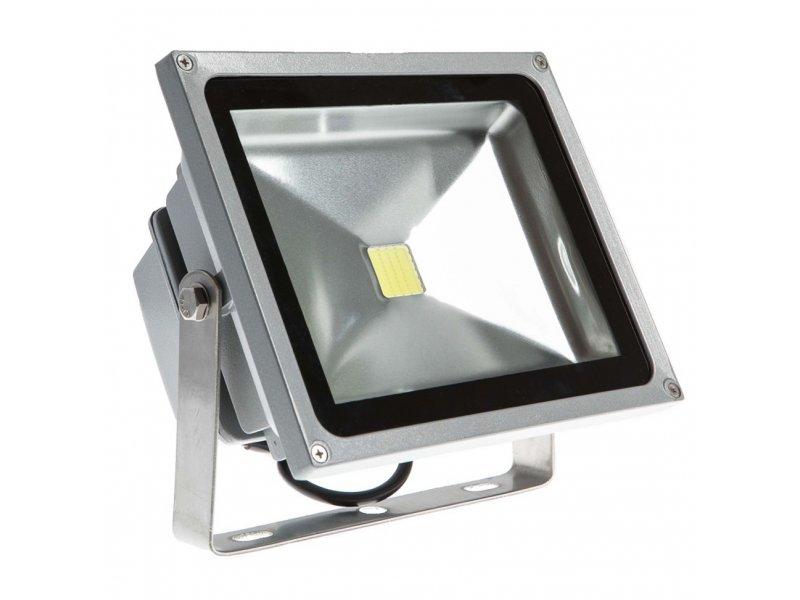Προβολέας led αλουμινίου 50w/6000Κ