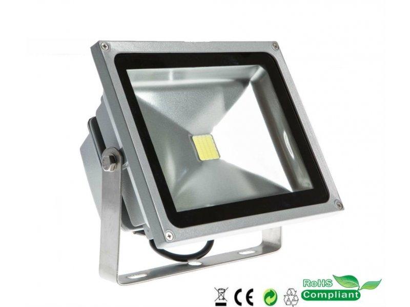 Προβολέας led αλουμινίου 30w/6000Κ