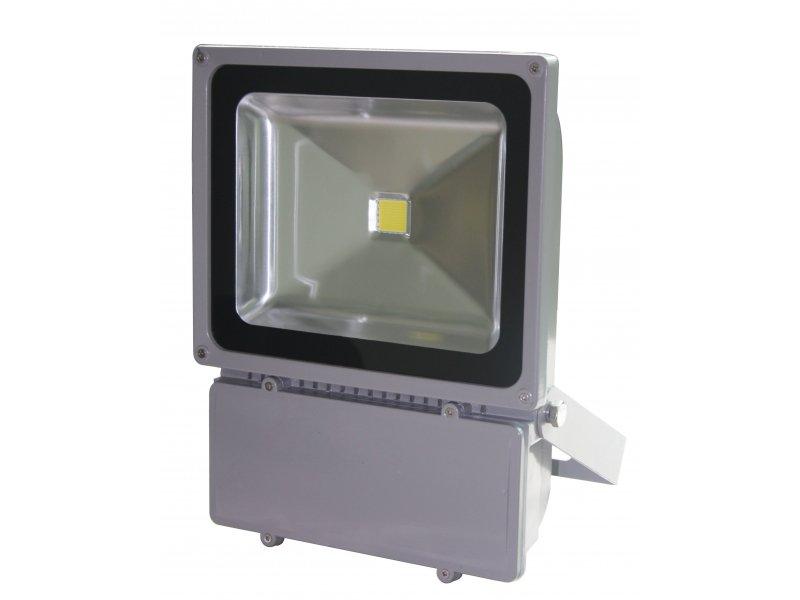 Προβολέας led αλουμινίου 100w/6000Κ IP65