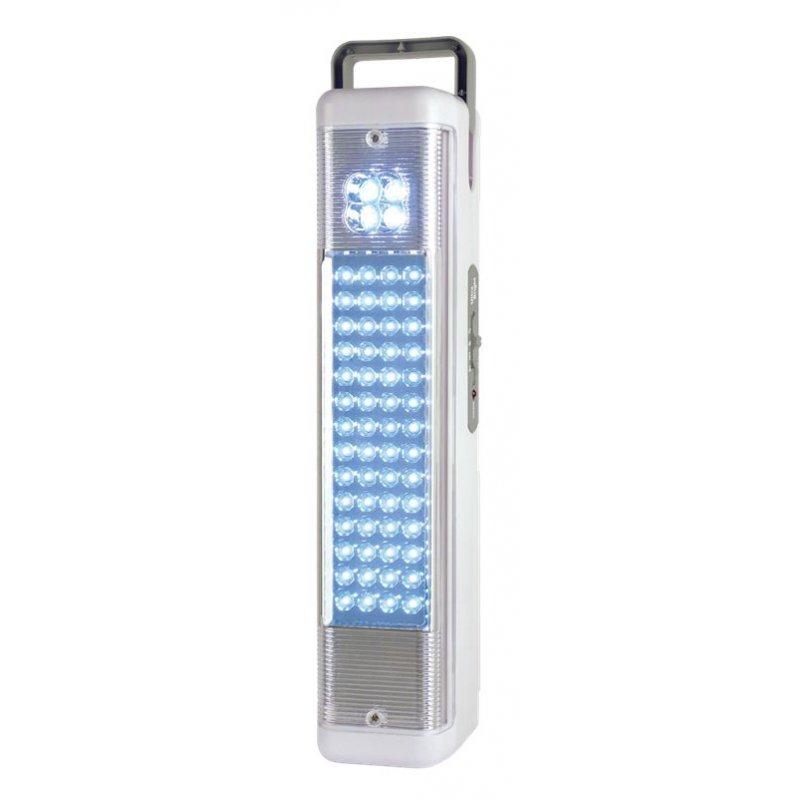 Φωτιστικό ασφαλείας με 56+4 LED υψηλής απόδοσης για μεγάλη αυτονομία