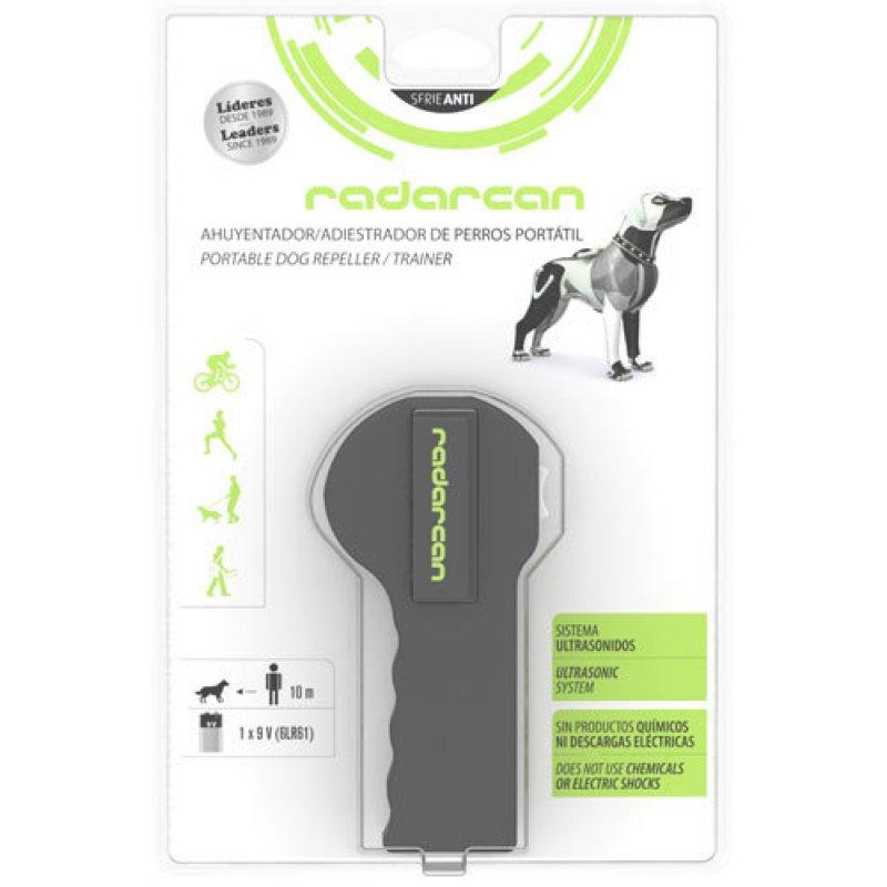 Απωθητική συσκευή υπερήχων / εκπαιδευτής κατάλληλη για σκύλους Radarcan R-131.