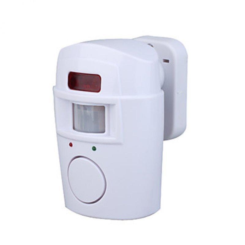 Αυτόνομος ασύρματος συναγερμος με ανιχνευτή κίνησης-ραντάρ και 2 τηλεχειριστήρια
