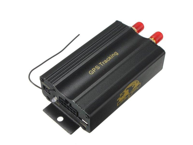 Gps Tracker δορυφορικό σύστημα για εντοπισμό θέσεως αυτοκινήτου με ασύρματο χειριστήριο