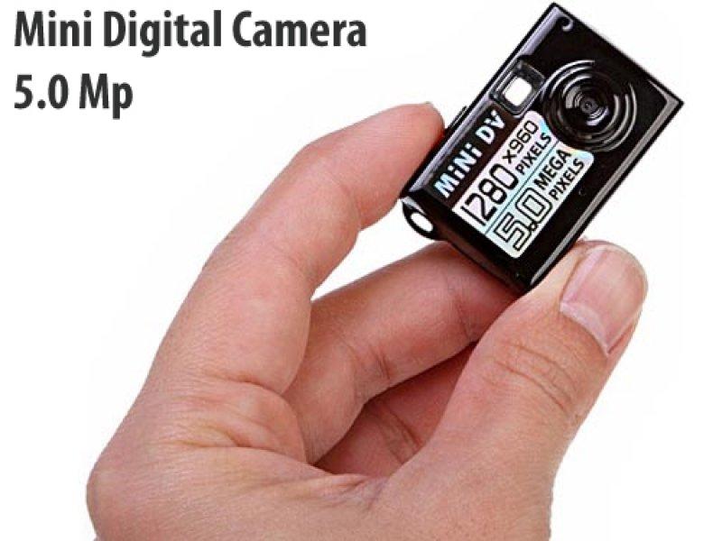 Μίνι Κάμερα Καταγραφικό HD-DVR  5MP Με Ανίχνευση Κίνησης