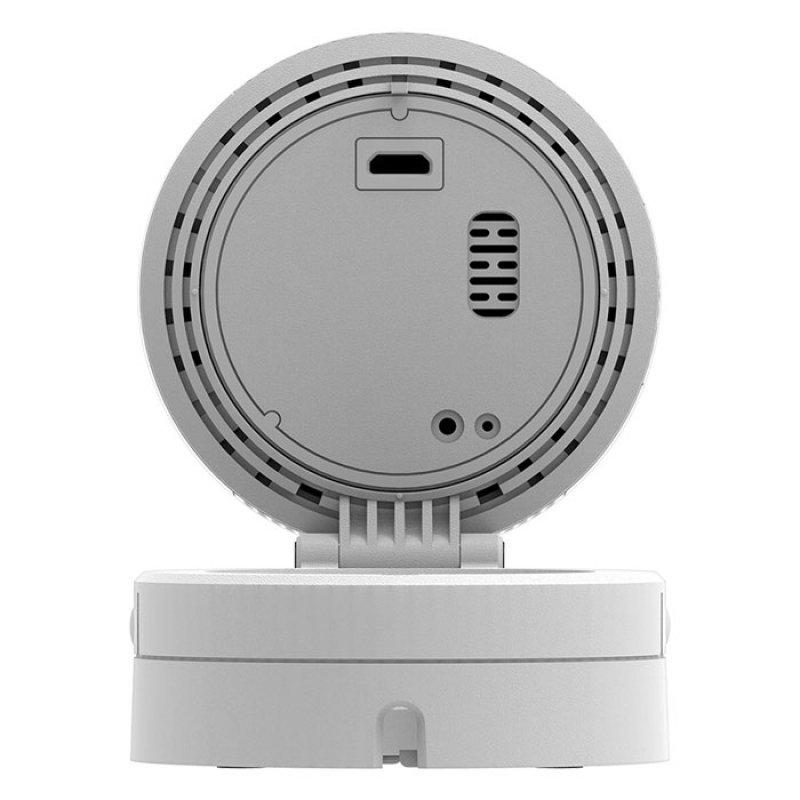HD WiFi IP Camera 180° Ημέρας/Νύχτας Με Ενσωματωμένο Αισθητήρα Ανίχνευσης κίνησης και Ήχου