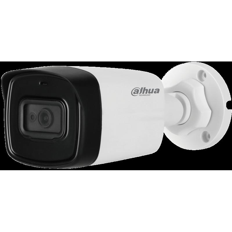 Dahua Ενσύρματη Κάμερα Bullet 2MP, με φακό Motorized και υπέρυθρες εως 60m.