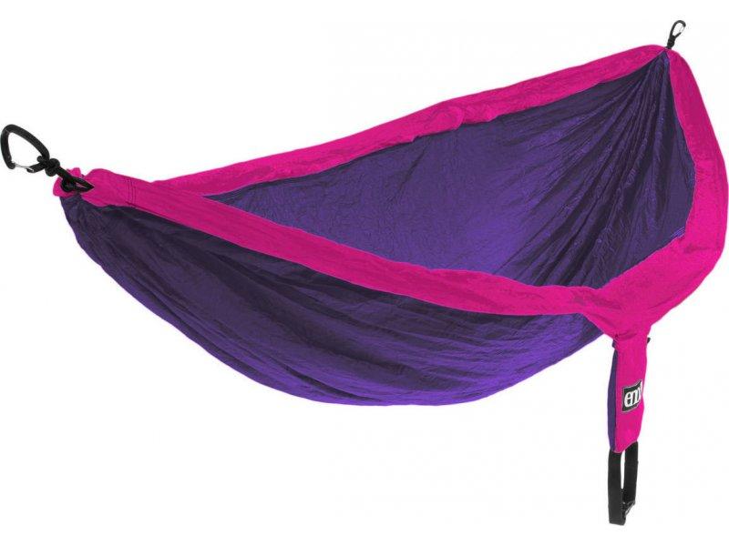 Eno-011 Αιώρα Διπλή Double Nest Purple/Fuchsia