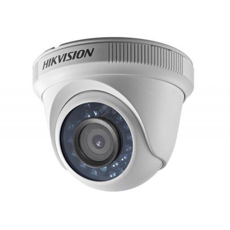 Hikvision Κάμερα Dome 2MP, με φακό 2.8mml και IR20m.