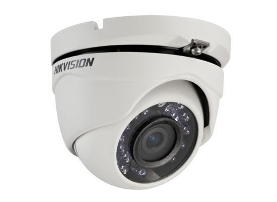 Hikvision Ενσύρματη Κάμερα Dome 2MP, με φακό 2.8mm και IR20m
