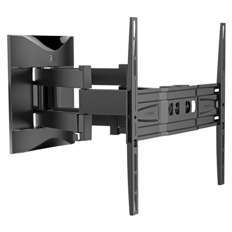 """Επιτοίχια βάση στήριξης με 2 βραχίονες, για τηλεοράσεις LED/LCD από 32"""" έως 80""""."""