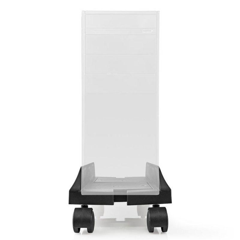 Βάση στήριξης κεντρικής μονάδας Η/Υ max 20kg NEDIS CSTD101BK