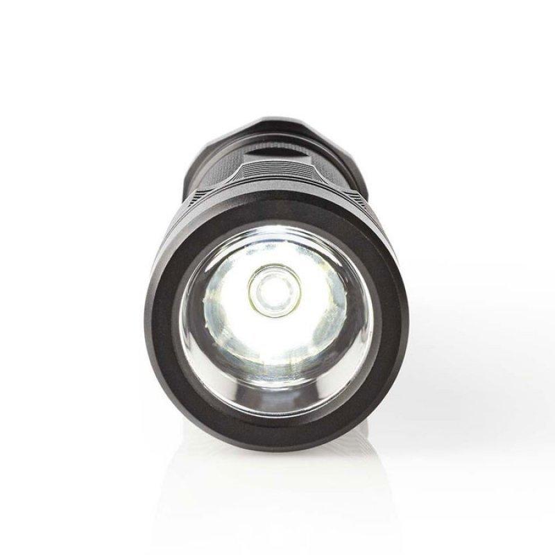 Φακός LED βαρέως τύπου 5W, 280lm.