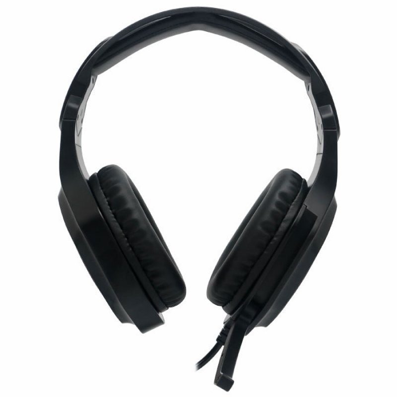 Gaming Headset Με Αναδιπλούμενο Μικρόφωνο Και Rainbow RGB LED Φωτισμό.