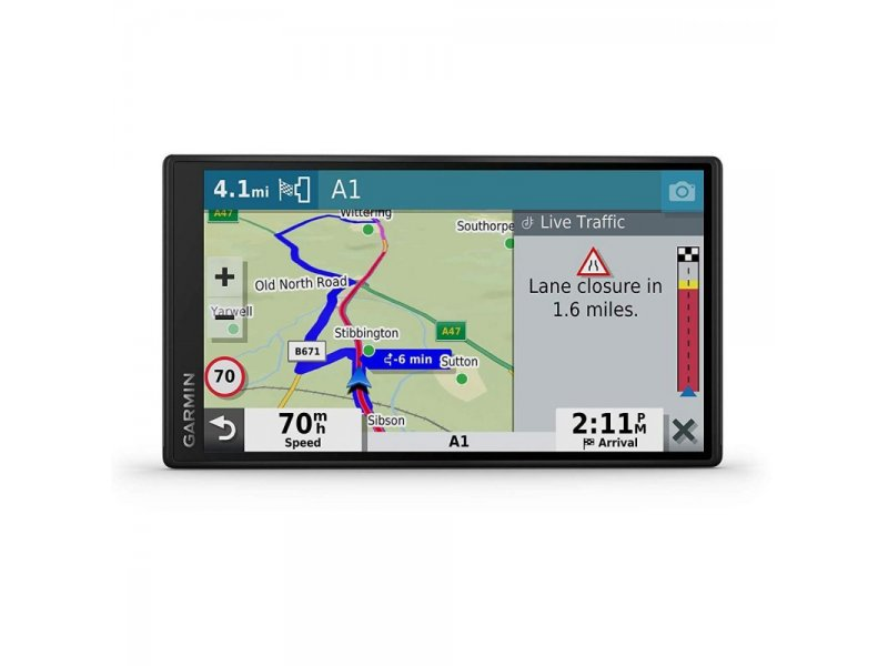 Garmin DriveSmart 55 MT-S Europe 010-02037-12