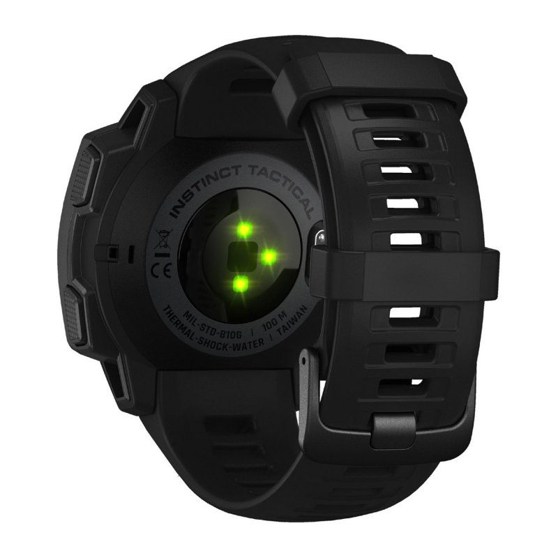 Garmin Instinct Tactical Edition Black