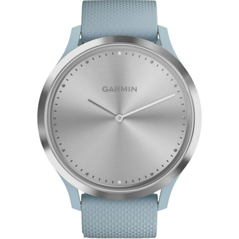 Garmin vivomove HR Sport Silver/Sea Foam (010-01850-08)
