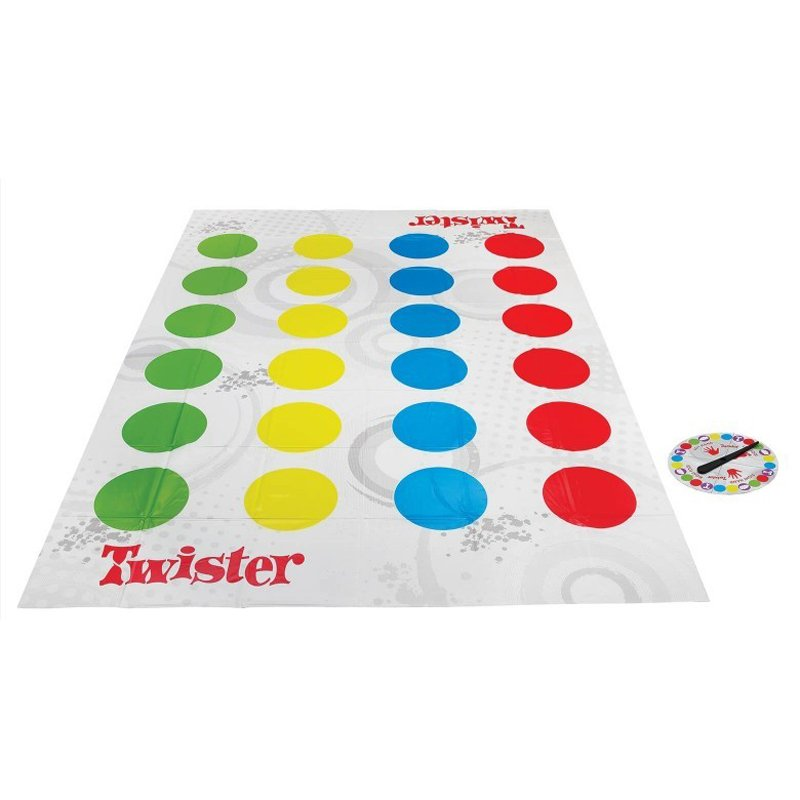 Hasbro Επιτραπέζιο Twister (98831)