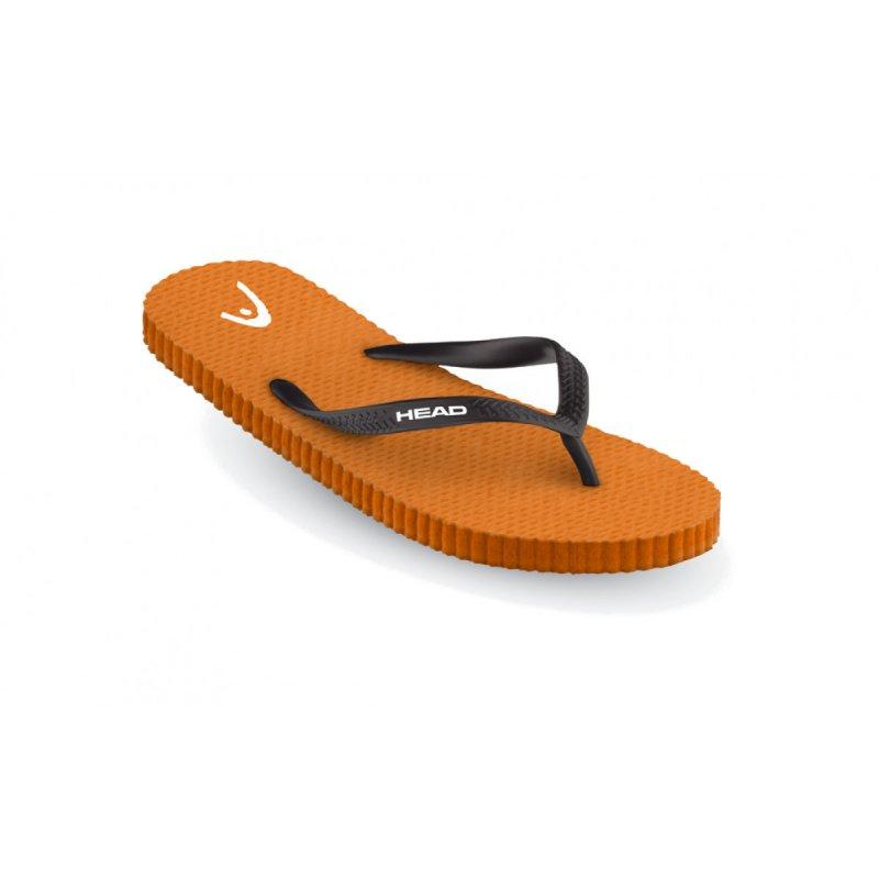 Σαγιονάρα Πισίνα Θαλάσσης Head Slipper Fun Πορτοκαλί