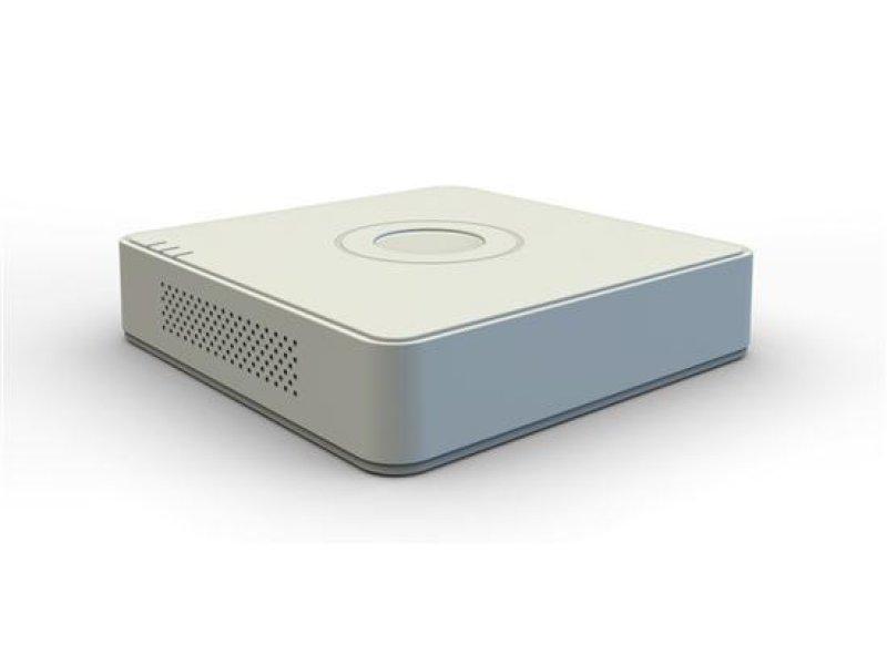 Hikvision Καταγραφικό 4 καναλιών, καταγραφή 1080P, δέχεται 1 εσωτερικό σκληρό.