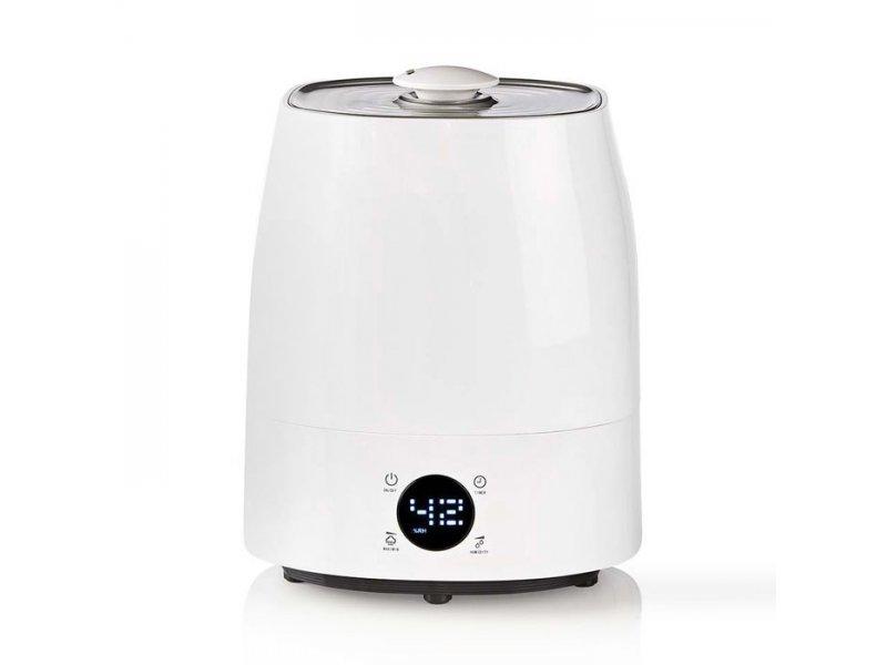 Yγραντήρας με θερμαντικό στοιχείο με δοχείο 5,5L, ψηφιακή οθόνη LED και πλήκτρα αφής.