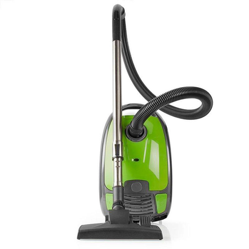 Ηλεκτρική Σκούπα 700W, Με Πανίσχυρο Μοτέρ, Σε Πράσινο Χρώμα