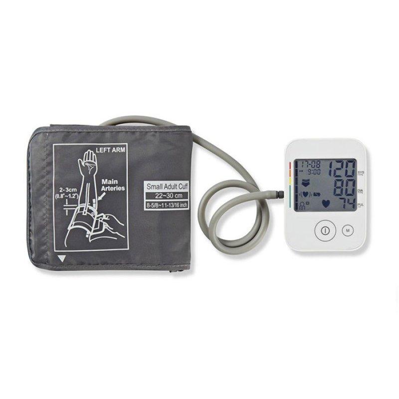 Ηλεκτρονικό Πιεσόμετρο Μπράτσου Με Οθόνη LCD & Μνήμη Για 4x30 Μετρήσεις.