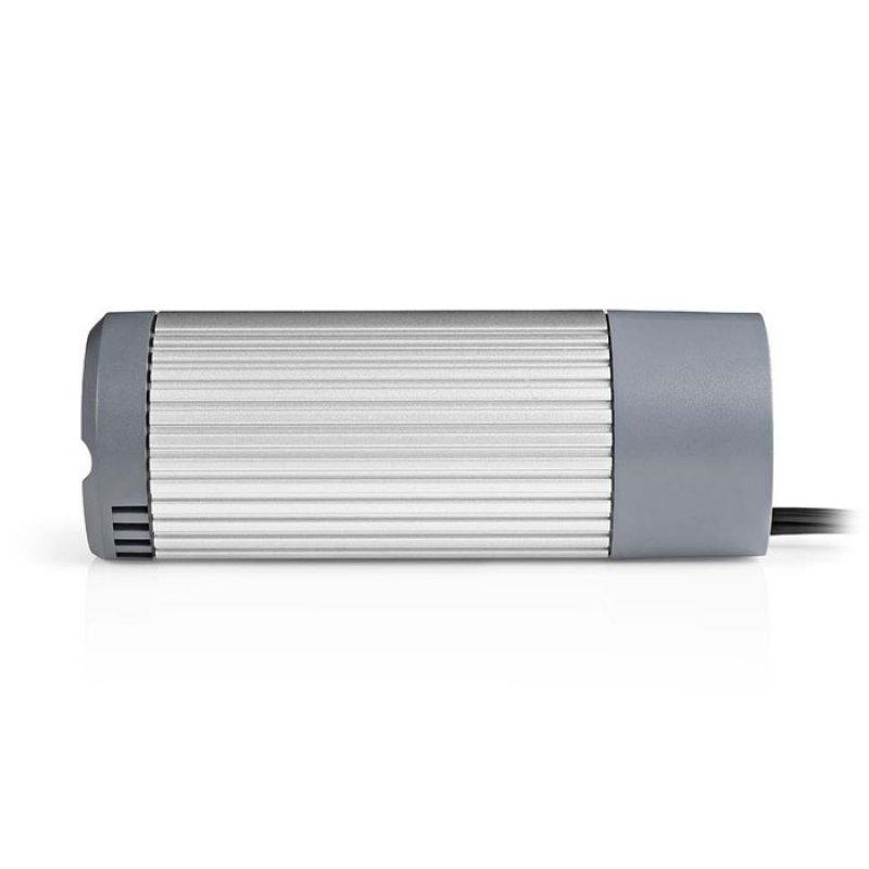 Ιnverter 100W που Μετατρέπει την Τάση από Μπαταρίες 12V DC σε 230V AC.