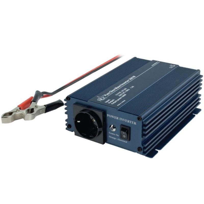 Inverter 300W με Έξοδο Ημιτονικής Κυματομορφής που Μετατρέπει την Τάση από Μπαταρίες 12 V DC σε 230V AC