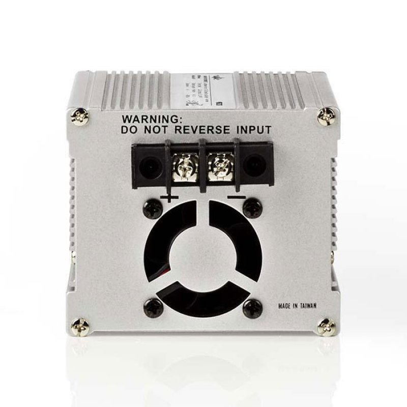 Inverter 300W με Έξοδο Ημιτονικής Κυματομορφής που Μετατρέπει την Τάση από 12V DC σε 230V AC.