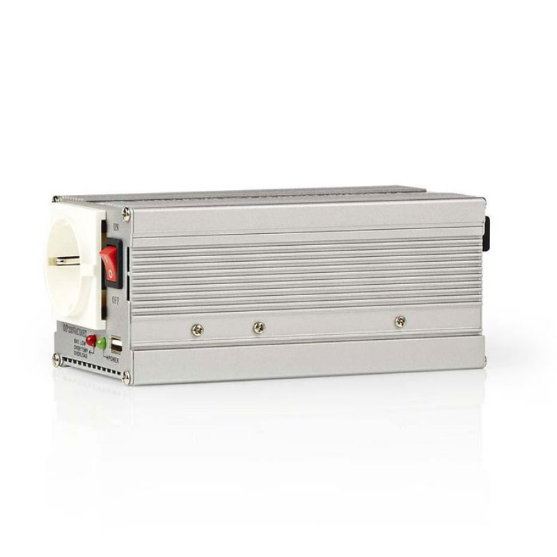 Inverter 300W με Έξοδο Ημιτονικής Κυματομορφής που Μετατρέπει την Τάση από 24V DC σε 230V AC.
