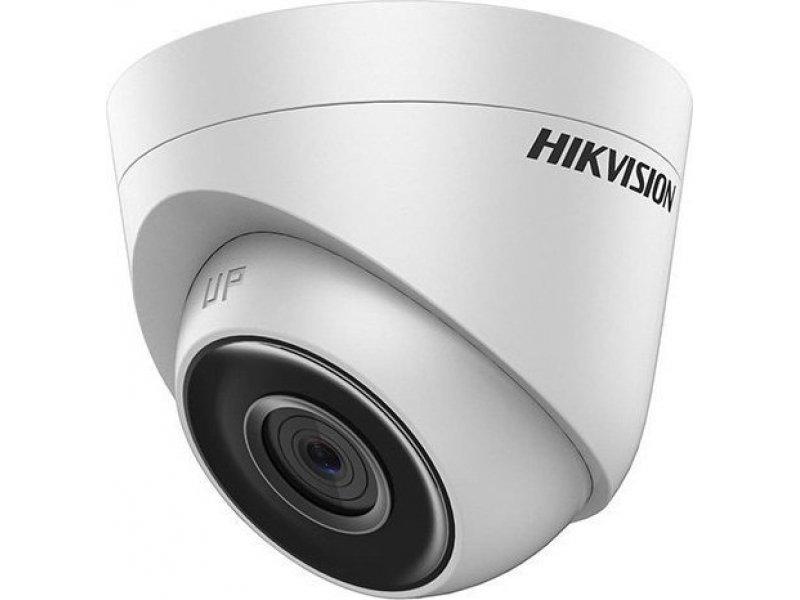 Hikvision Κάμερα IP Dome 2MP, με φακό 2.8mm και IR30m.