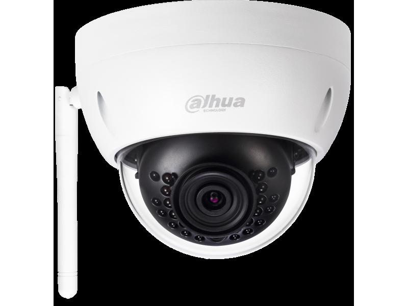 Dahua IP Wi-Fi Dome κάμερα 3MP, με φακό 2.8mm και IR30m.
