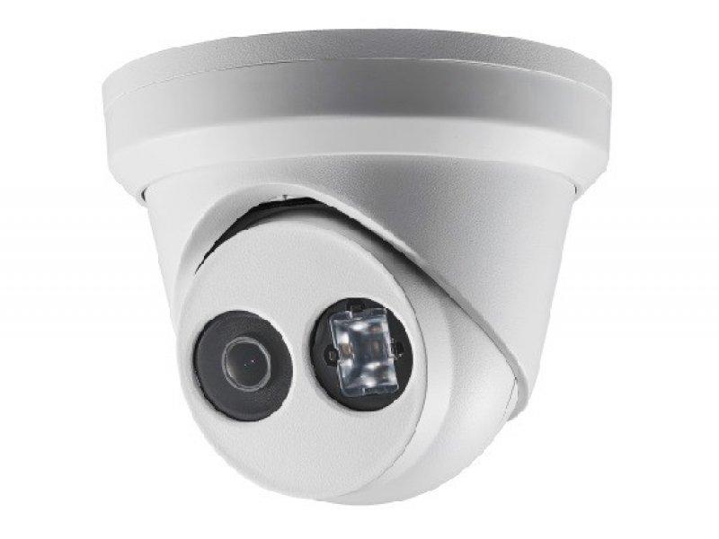 Hikvision Κάμερα IP 2MDome P με υποδοχή SD card, φακό 2.8mm και IR30m.