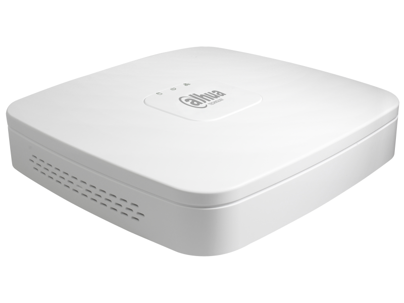 Dahua Δικτυακό Καταγραφικό IP 8 καναλιών με 1 εσωτερικό σκληρό.
