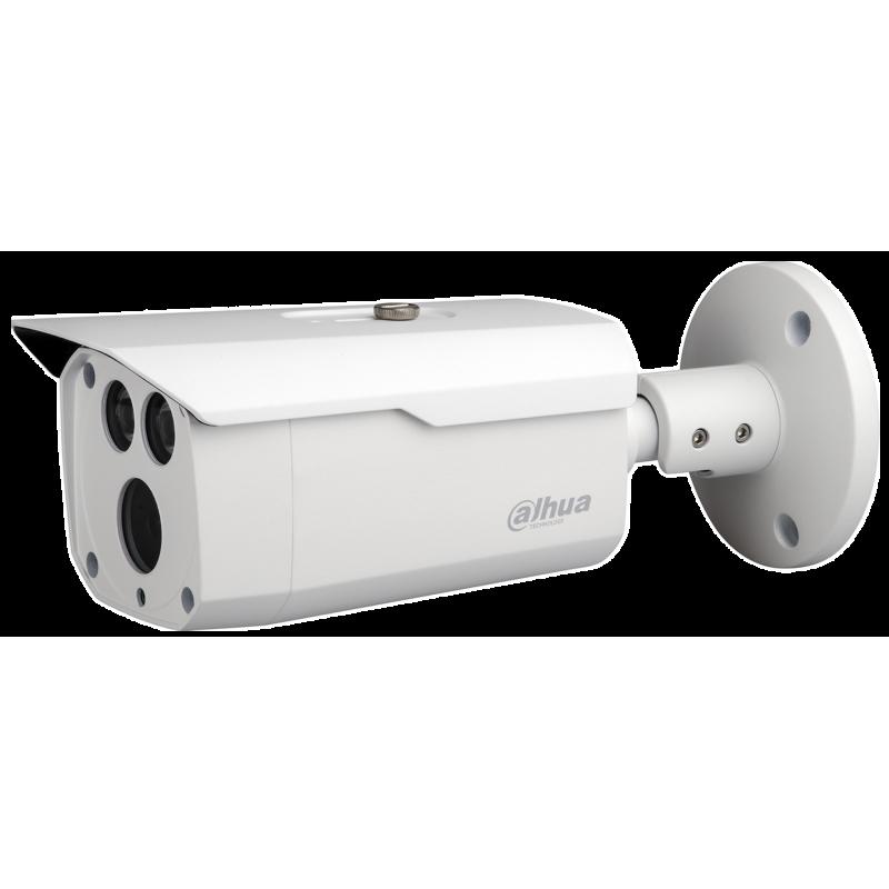 Dahua Ενσύρματη Κάμερα Bullet 4MP, με φακό 3.6mm και IR 80m.