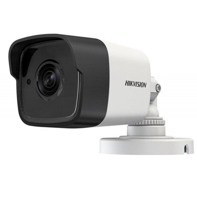 Hikvision Ενσύρματη Κάμερα Bullet 5MP ιδανική για χαμηλό φωτισμό με φακό 2.8mm