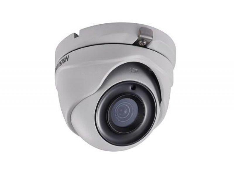 Hikvision Ενσύρματη Κάμερα Dome 5MP ιδανική για συνθήκες πολύ χαμηλού φωτισμού  με φακό 2.8mm και IR20m.