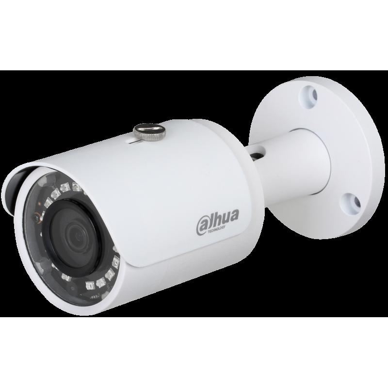 Dahua Ενσύρματη  Κάμερα Bullet 2MP για απόλυτο σκοτάδι, με φακό 2.8mm και IR30m.