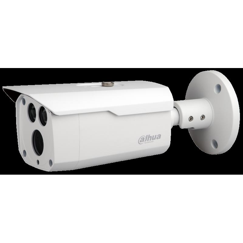 Dahua Ενσύρματη Κάμερα με νυχτερινή λήψη, φακό 3.6mm και υπέρυθρες εως  80m