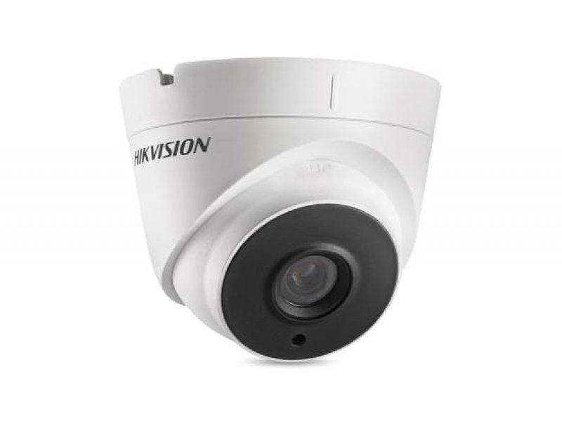 Hikvision Ενσύρματη Κάμερα Dome 2mp για πολύ χαμηλό φωτισμό με φακό 2.8mm και IR40m