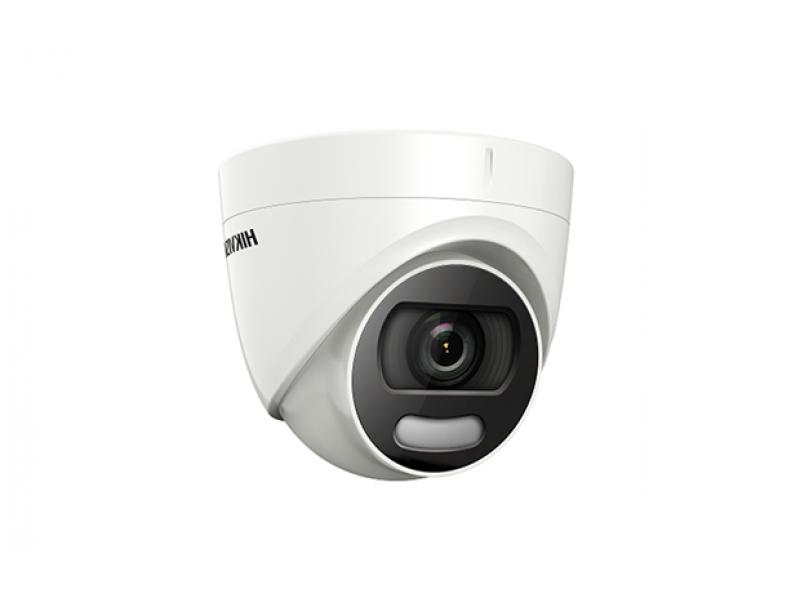 Hikvision Ενσύρματη κάμερα Dome με νυχτερινή έγχρωμη λήψη 2MP, με φακό 3.6mm και IR20m