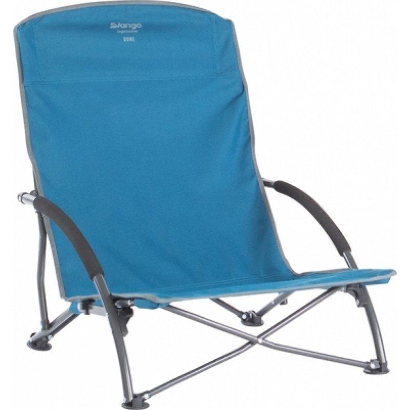 Καρέκλα Παραλίας Vango Dune Chair Mykonos Blue