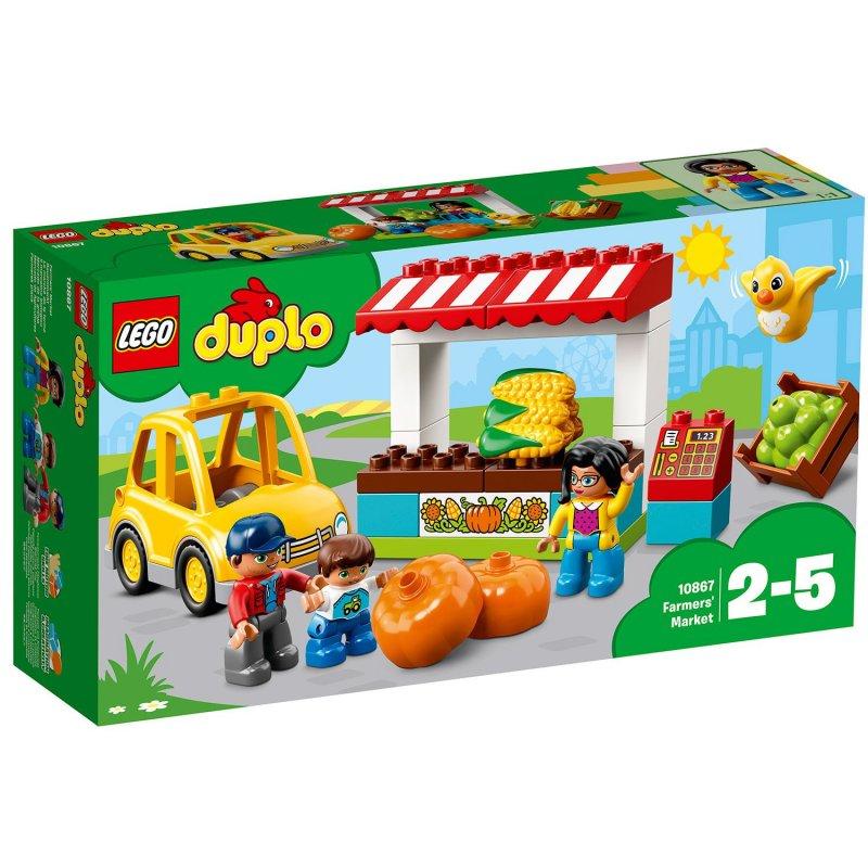 Lego Duplo Farmer's Market Λαϊκή Αγορά (10867)